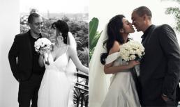 Maria Đinh Phương Ánh tung ảnh cưới trước 1 ngày tổ chức đám cưới tại Việt Nam