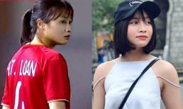Hoàng Thị Loan -  'hot girl sân cỏ' được fan truy lùng nhiều nhất sau chiến thắng của tuyển nữ Việt Nam
