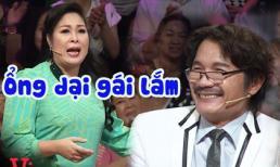 Hồng Vân vạch trần độ 'dại gái' của đạo diễn Công Ninh trên sóng truyền hình