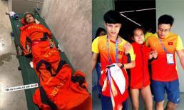 Hoa hậu Thu Thuỷ và dân mạng khâm phục sự nỗ lực của VĐV Phạm Thị Hồng Lệ tại SEA Games 2019