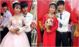 Cặp cô dâu 12, chú rể 14 chia tay, hủy đám cưới khiến nhiều người bất ngờ