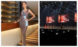 Hé lộ sân khấu bán kết Miss Universe 2019 không hoành tráng như kỳ vọng