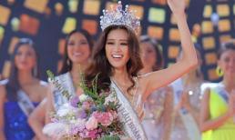 Nguyễn Trần Khánh Vân đăng quang Hoa hậu Hoàn vũ Việt Nam 2019, Thúy Vân dừng chân nuối tiếc ở ngôi vị Á hậu 2