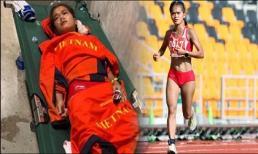 Khen thưởng nữ VĐV bé nhỏ ngất xỉu tại vạch đích để quyết đoạt HCĐ Sea Games
