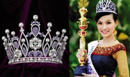 Vương miện Hoa hậu Hoàn Vũ Việt Nam qua các năm