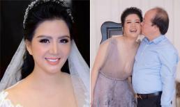 Ca sĩ Đinh Hiền Anh kỷ niệm 1 năm ngày cưới với ông xã