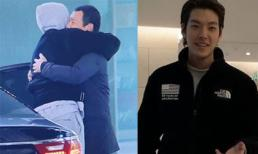 Kim Woo Bin tổ chức fanmeeting sau 2 năm điều trị ung thư, nghẹn ngào ôm chầm vệ sĩ khiến ai cũng xúc động