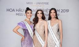 Phản ứng đầu tiên của Thuý Vân sau khi giành giải Á hậu 2 tại Hoa hậu Hoàn vũ Việt Nam 2019