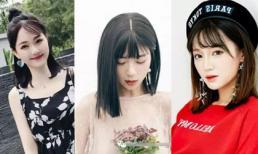 11 kiểu tóc thẳng ngang vai siêu đẹp, bạn thích kiểu nào?