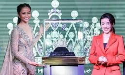 Vương miện vô giá Brave Heart Hoa hậu Hoàn vũ Việt Nam 2019 được thực hiện trong 6 tháng