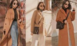 Muôn vàn cách kết hợp đơn giản nhưng đẹp quên sầu và giúp chị em nâng tầm thời trang ngày đông