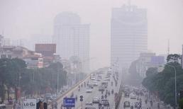 Hà Nội lập kỷ lục về ô nhiễm không khí ở mức cực kỳ nguy hại