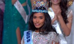 Lương Thùy Linh dừng chân ở Top 12 trong tiếc nuối, mỹ nhân Jamaica đăng quang Miss World 2019