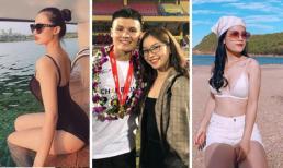 Đọ nhan sắc của Nhật Lê và loạt bạn gái tin đồn của Quang Hải