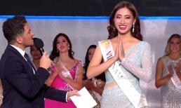 Lương Thùy Linh tiết lộ nỗi lo của bố mẹ khi cô thi Miss World 2019: 'Lo lạnh quá ốm, bị bắt nạt'...