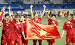 Giành HCV SEA Games 30, đội tuyển nữ Việt Nam nhận thưởng 'khủng' lên đến 22 tỷ