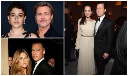 Angelina Jolie tức giận vì Brad Pitt dẫn tình mới đến gặp các con, lại được vợ cũ mời dự tiệc Giáng sinh?