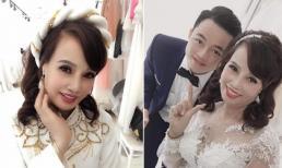 'Cô dâu 62 tuổi' Thu Sao cùng chồng đi chụp lại ảnh cưới sau khi 'tân trang' nhan sắc
