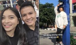 Bạn gái cũ Quang Hải  - Nhật Lê hé lộ cuộc sống vẫn ổn hậu chia tay, vừa mới bán xe
