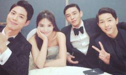 Song Joong Ki vừa đáp trả vợ cũ, cư dân mạng 'đào' lại tuyên bố của 'tình trẻ' khi bị đồn nhập nhằng với Song Hye Kyo
