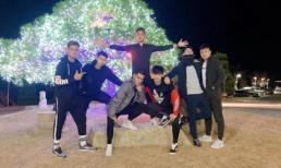 Dàn nam thần của U23 Việt Nam cực ngầu khi ở Hàn Quốc