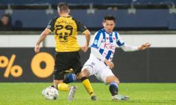 Đoàn Văn Hậu đi vào lịch sử với màn ra mắt trong chiến thắng ấn tượng của SC Heerenveen