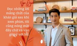 Hậu trường Hoa hồng trên ngực trái: Thái chia sẻ về bí quyết vượt qua cơn mưa 'gạch đá' trên mạng xã hội