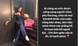 Không phải hào quang, Phạm Hương tiết lộ điều hạnh phúc đơn giản