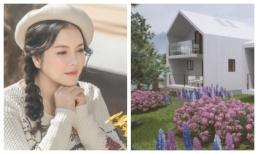 Lý Nhã Kỳ sở hữu resort với 16 villa đẹp như mơ ở Đà Lạt