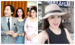 Chân dung hai người vợ đầu có nhan sắc 'như hoa như ngọc' lại cực kín tiếng của NSƯT Kim Tử Long
