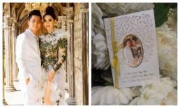 Lâm Khánh Chi gây tò mò với thiệp cưới cho đám cưới tập thể của cộng đồng LGBT