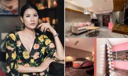 Trang Trần mỉa mai những kẻ sân si khi chê căn hộ 650 m2 của Ngọc Thanh Tâm xấu, kém sang