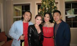 Sao hải ngoại tham dự sinh nhật ông xã ca sĩ Trúc Linh ở Mỹ