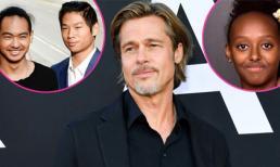 Brad Pitt bị đồn ngày càng xa cách với con nuôi vì bất hoà