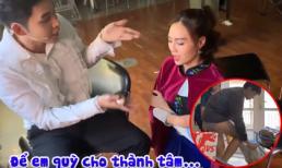 Ninh Dương Lan Ngọc quỳ gối, dập đầu xin lỗi vì đăng clip Jun Phạm đang... thay quần