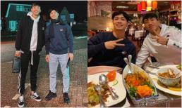 Văn Hậu hội ngộ Công Phượng ở châu Âu, triệu fans Việt phấn khích