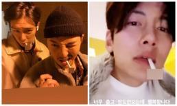 Cùng khoe ảnh hút thuốc lá, Ji Chang Wook, G-Dragon - T.O.P nhận phản ứng đối lập từ người hâm mộ