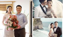 Lộ hình ảnh nghi Hoa hậu Ngọc Hân đã bí mật làm lễ dạm ngõ với bạn trai