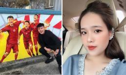 Quang Hải đăng ảnh thăm quê thầy Park, tình mới nhanh tay 'thả tim' như ngầm 'khẳng định chủ quyền'