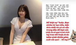 Bị anti-fan chửi 800 câu, bạn gái Lâm Tây đanh đá đáp trả
