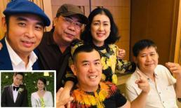 Phước Sang cùng nhiều sao Việt tham dự đám cưới con đạo diễn Cảnh Đôn