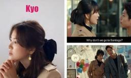 Vừa làm xôn xao mạng với thông tin tái hợp Song Joong Ki, Song Hye Kyo lại tơ tưởng phi công trẻ Park Bo Gum?