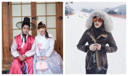 Lạc vào xứ sở thần tiên mùa đông, thưởng ngoạn cảnh sắc thiên đường Gangwon tại xứ sở Kim Chi
