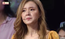 Midu bật khóc kể lại cuộc điện thoại cuối cùng với cố nghệ sĩ Minh Thuận
