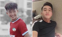 Vừa được chọn vào U23 Việt Nam, hot boy Danh Trung gặp cảnh tréo ngoe