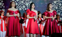 Ca sĩ Sunny Đan Ngọc sưởi ấm trái tim trẻ em mồ côi trong đêm nhạc Giáng sinh