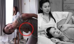 Hậu trường 'Chị chị em em': Chi Pu bị soi vòng một 'phẳng như sân bay' khi nhắng nhít bên đàn chị Thanh Hằng