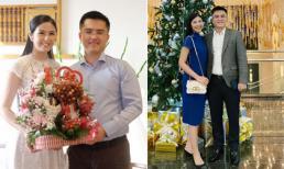 Bạn trai kín tiếng công khai đăng ảnh đón Giáng sinh cùng Hoa hậu Ngọc Hân, dự là đám cưới không còn xa