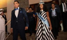Tân Hoa hậu Thế giới 2019 được thủ tướng Jamaica chào đón khi về thăm quê nhà