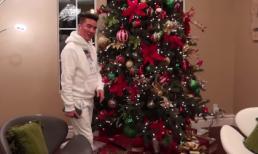 Khám phá biệt thự triệu đô ở Mỹ của Đàm Vĩnh Hưng dịp Noel